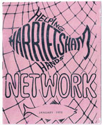 Cover of First Issue of Harrietsham Fish Magazine